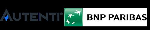 Autenti X BNP Paribas menu logo (2)